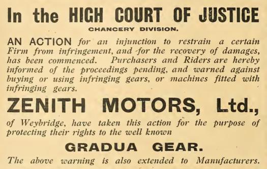 1911 ZENITH COURT AD AW
