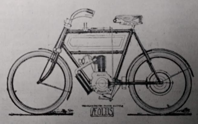 1903 aeolus