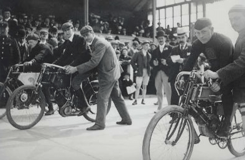 1903 carmarthen race