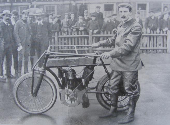 1903 cissac monster