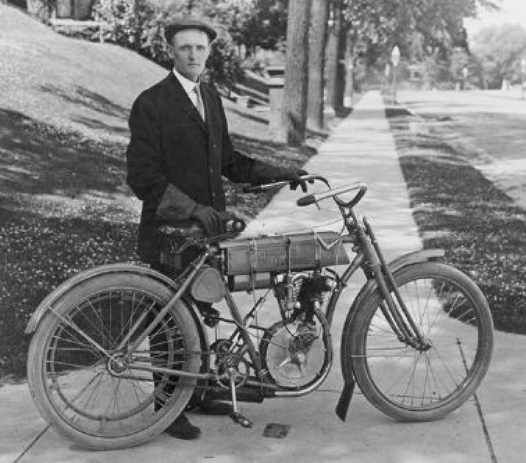 1903 first harley