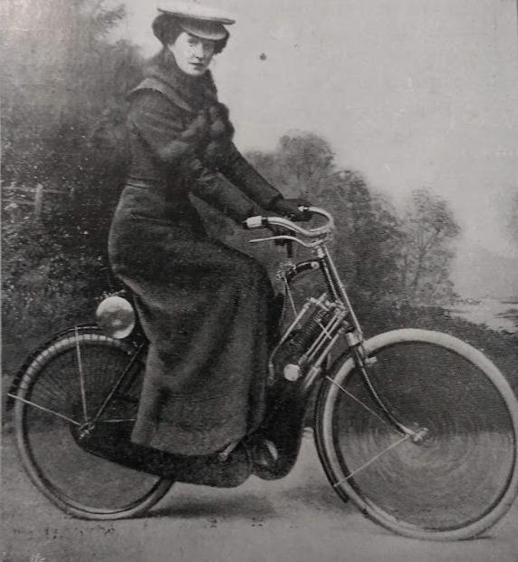 1903 lady's norton