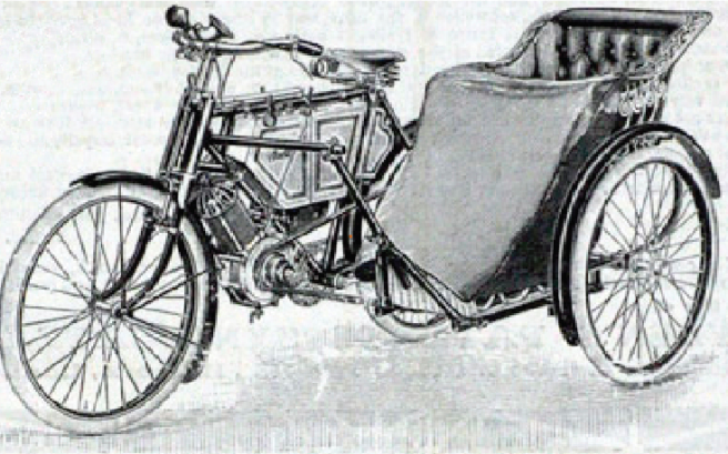 1903 millsfulford duacar