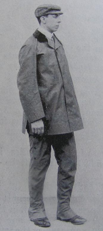 1903 riding gear
