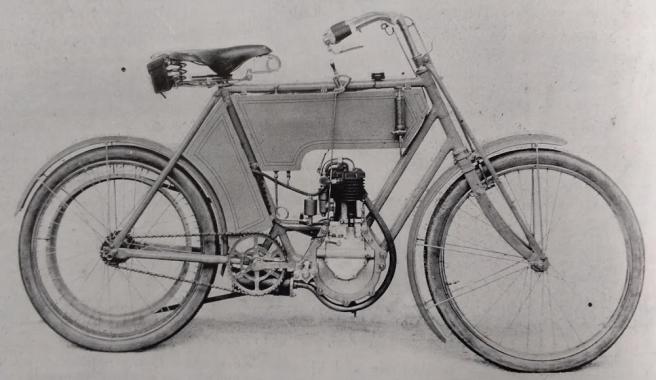 1903 rover