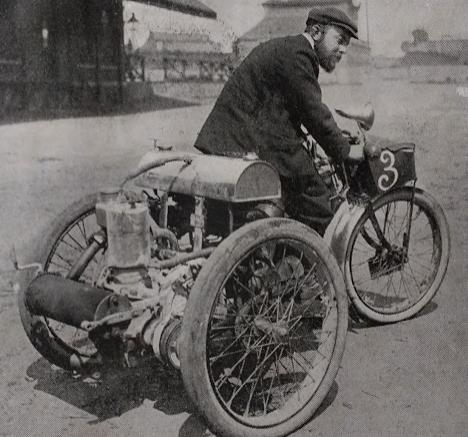 1903 trike