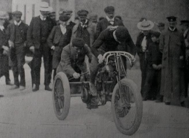 1903 trike race