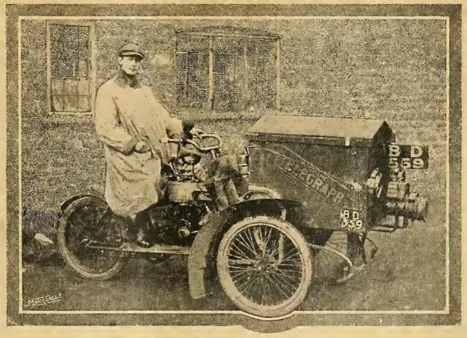 1906 deliverytrike