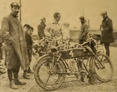 1907 tt collierweigh