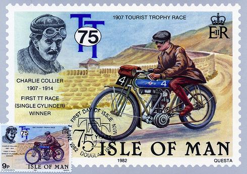 1907 tt stamp collier