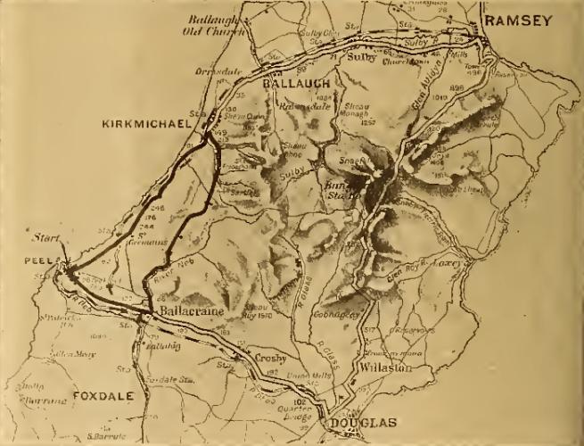 1907 ttcourse map