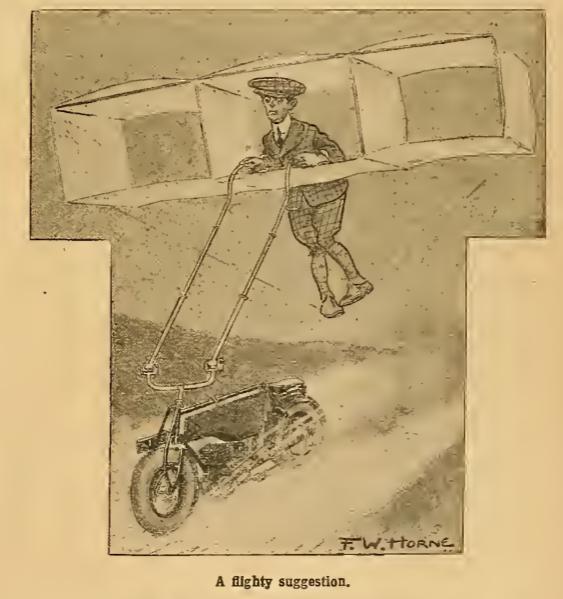 1907 xmas flyyarn