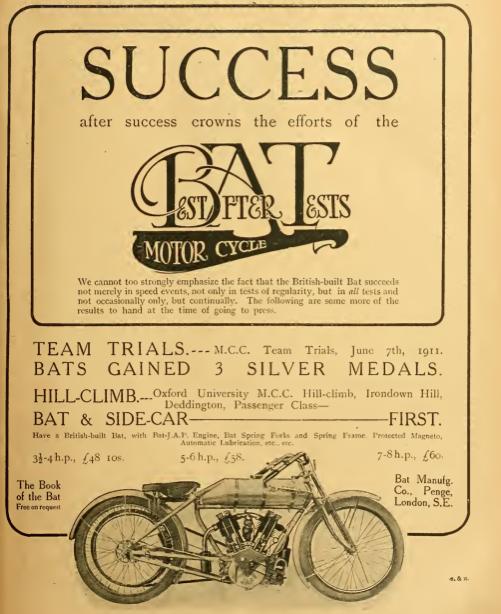 1911 BAT AD