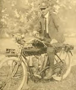 1911 DE ROSIER VISIT