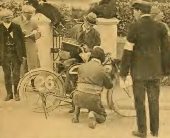 1911 TT COX GASES