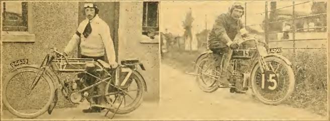 1911 TT JNR WINNERS