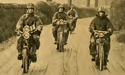 1911 boxing day onroad