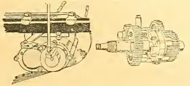 1911 DOUGLAS GEARBOX