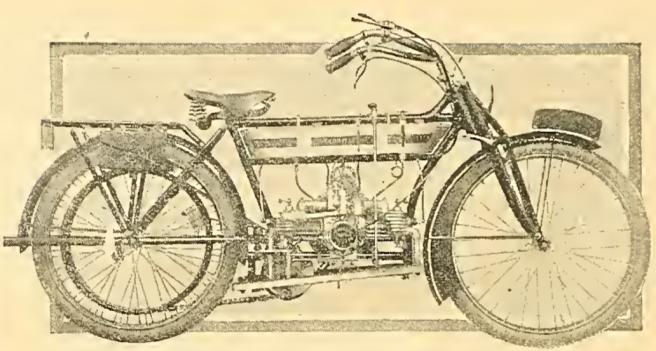 1911 DOUGLAS MODEL E