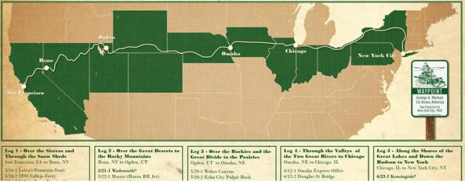 1903 wyman route