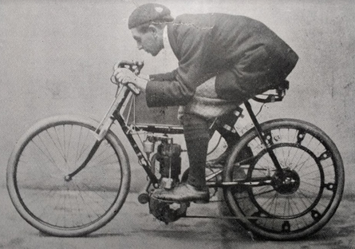 1903 ARNOTT WERNER