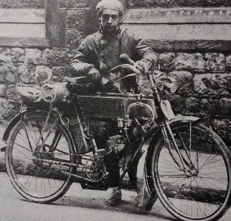 1903 CRUNDALL HUMBER