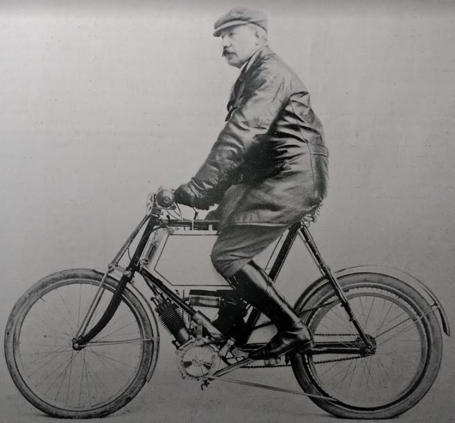 1903 EJ POWER HAMILTON