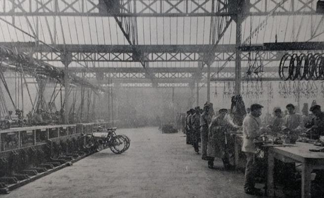 1903 WERNER FACTORY