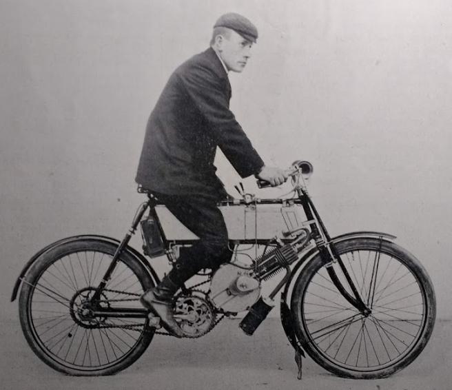 1903 YATES HUMBER