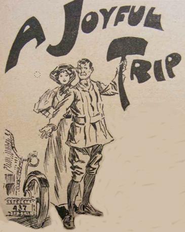 1910 JOYFUL TRIP AW