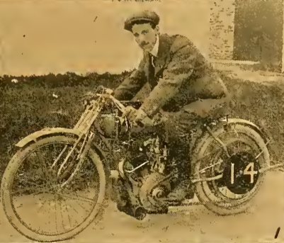 1910 TT C COLLIER