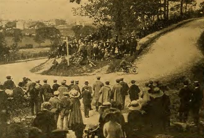 1910 TT HILLCLIMB