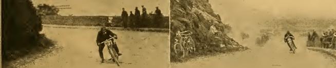 1910 TT SNAEFELL