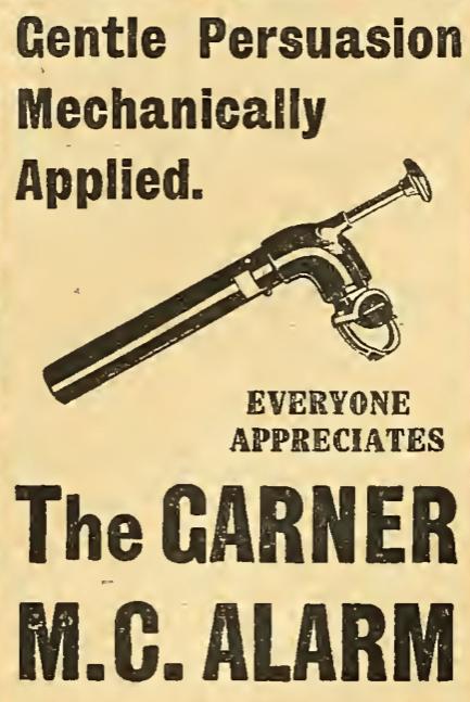 1911 ACCESSORIES ALARM