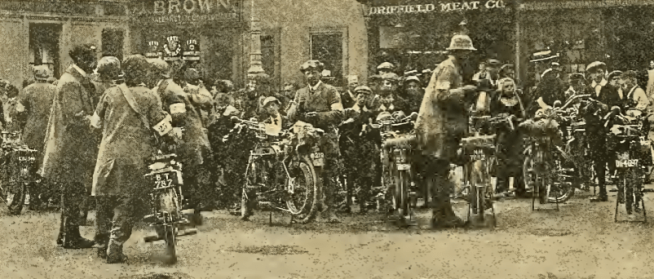 1911 ACU6DAYS DRIFFIELD