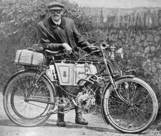 1911 IXION RIDES DAVIES