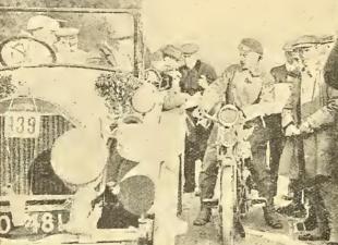 1911 MCC LON-ED-LON BELL