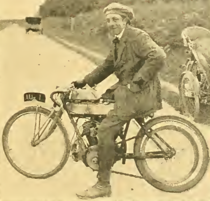 1911 MCC LON-ED-LON BROUGH