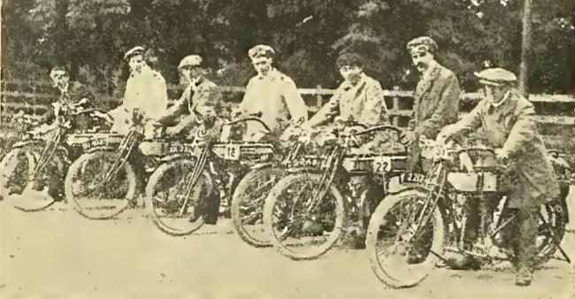 1911 SSDT RUDGES