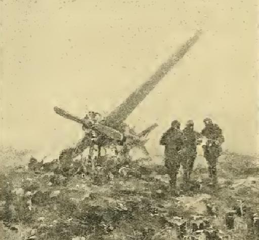 1911 XMAS YARN PLANE