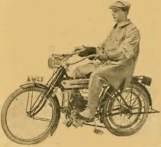 1912 2HP GAMAGE