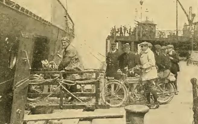1912 BOARDING