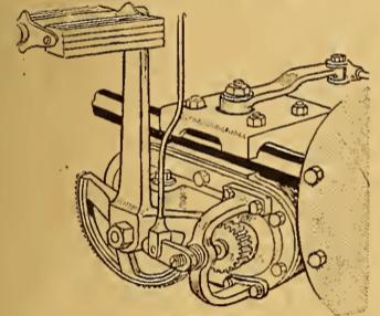 1912 BRADBURY STARTER