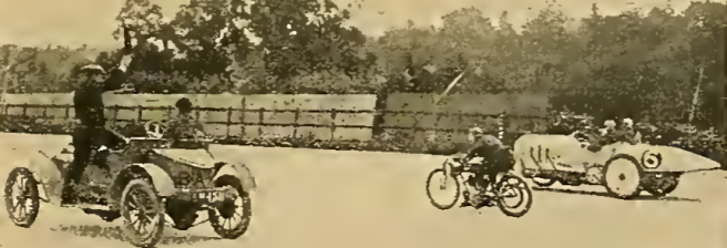 1912 BROOKLANDS CARVBIKE
