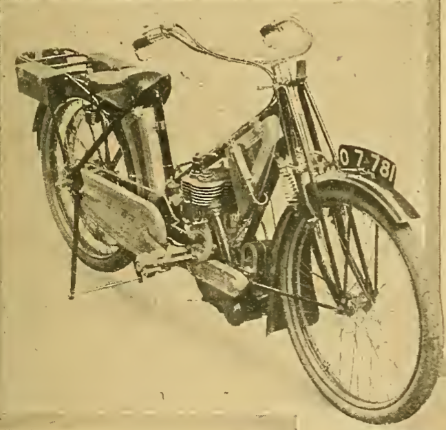 1912 BROUGH LADIES