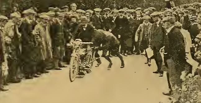 1912 BUMPSTART