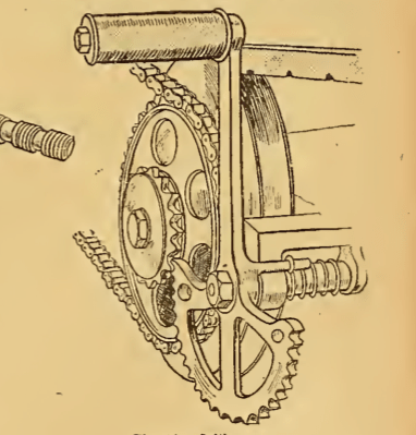 1912 CALTHORPE STARTER
