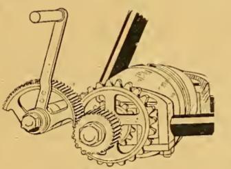 1912 CLYNO STARTER