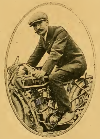 1912 COLLIER RIDE HARRY