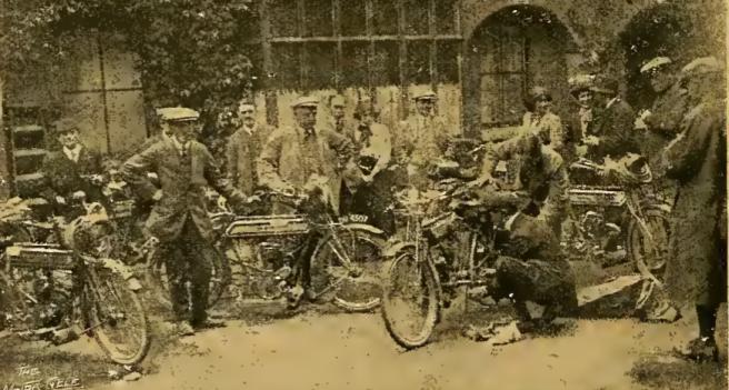 1912 COVCLUB WALES